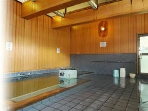 「ほっとゆだ川尻温泉」には、なんと浴場に信号があるんです