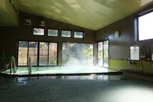 こちらは黄金風呂です。