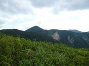 女神山全景